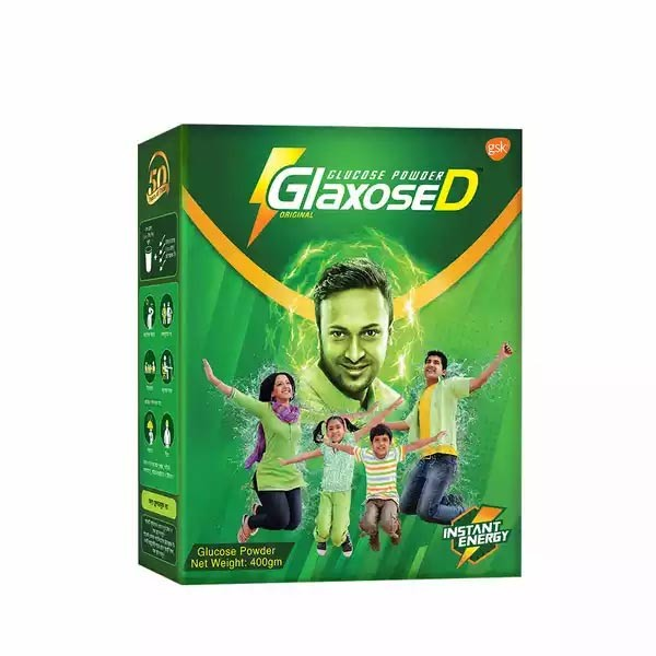 Glaxose D Pack (400 gm)
