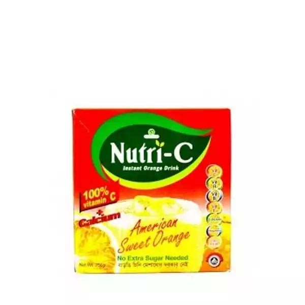 Nutri-C Orange Drink (250 gm)