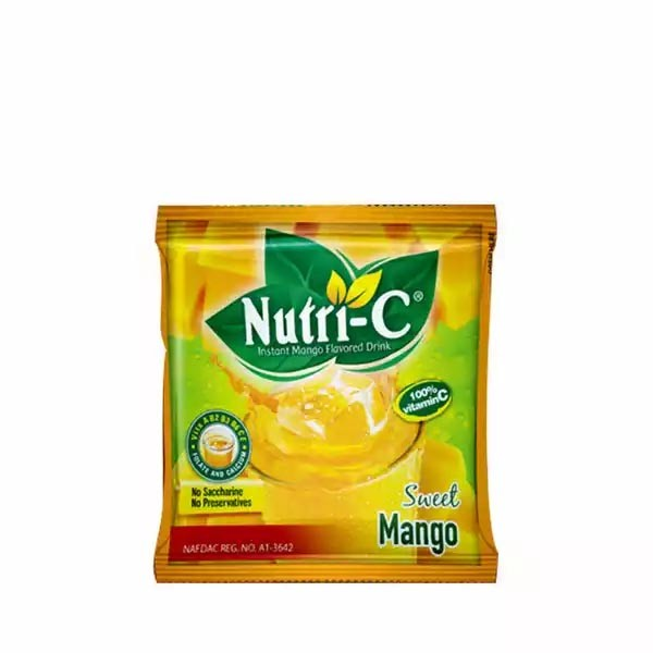 Nutri-C Mango Drink (250 gm)
