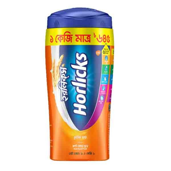 Horlicks Standard Jar (1000 gm)