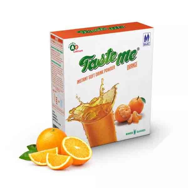 SMC Taste Me Orange Box (200 gm)