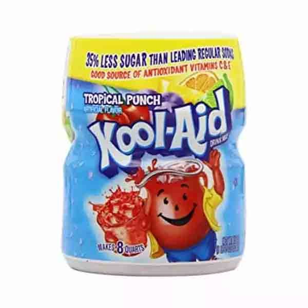 Kool Aid Tropical Powder Drink (538 gm)