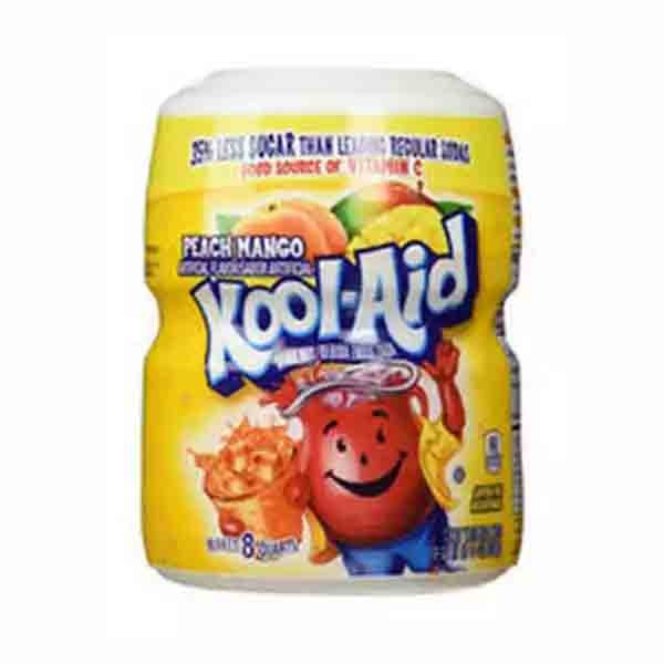 Kool Aid Orange Powder Drink (538 gm)