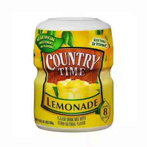 Country Time lemonade Powder Drink (538 gm)