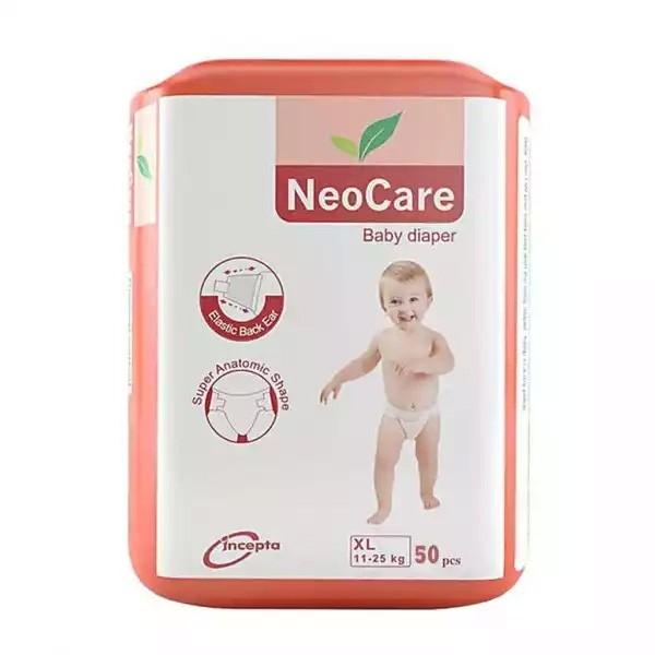 NeoCare Baby Diaper Belt XL 11-25 kg (50pcs)