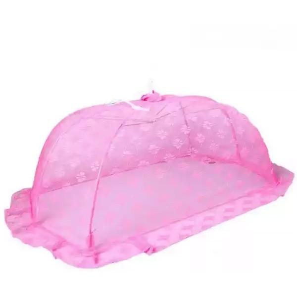 "Angel Baby Mosquito Net (Pink) (52""X34"") L (1pcs)"