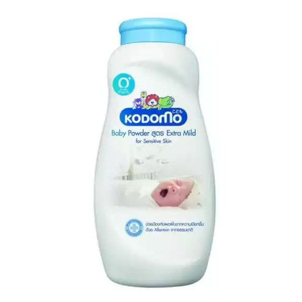 Kodomo Baby 0+ Powder & Extra Mild (400gm)