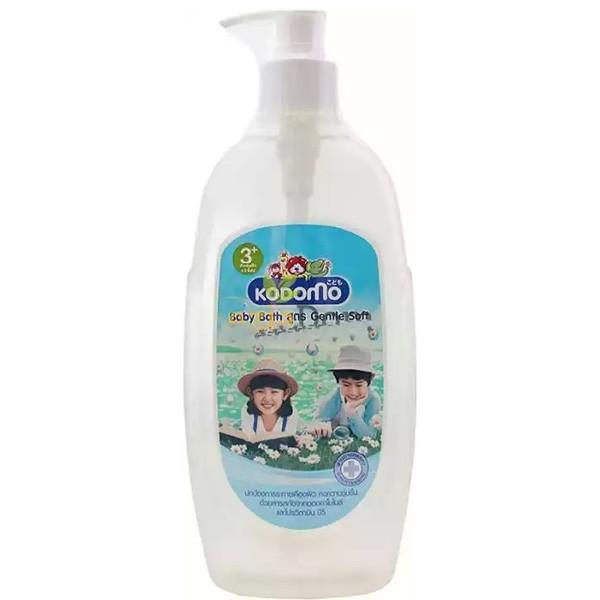 Kodomo Baby Bath & Gentle Soft (400ml)