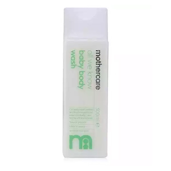 Mother Care Baby Body Wash (300ml)