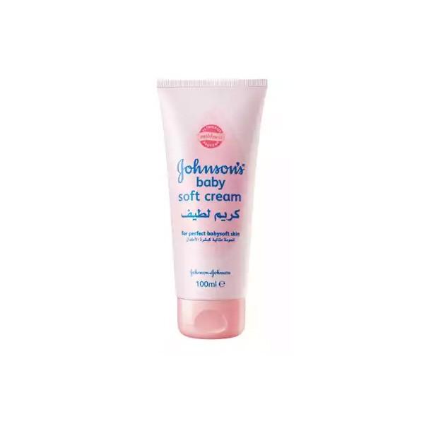 Johnson's Baby Soft Cream (100ml)