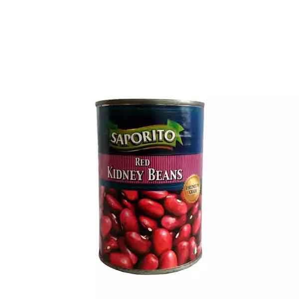 Saporito Red Kidney Beans (400 gm)