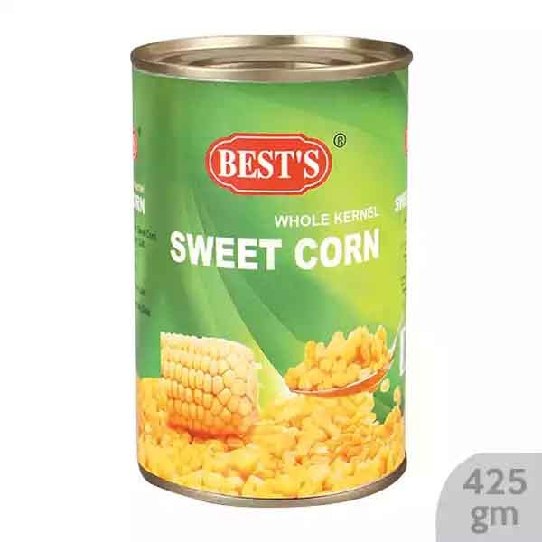Best's Sweet Corn Tin (425 gm)