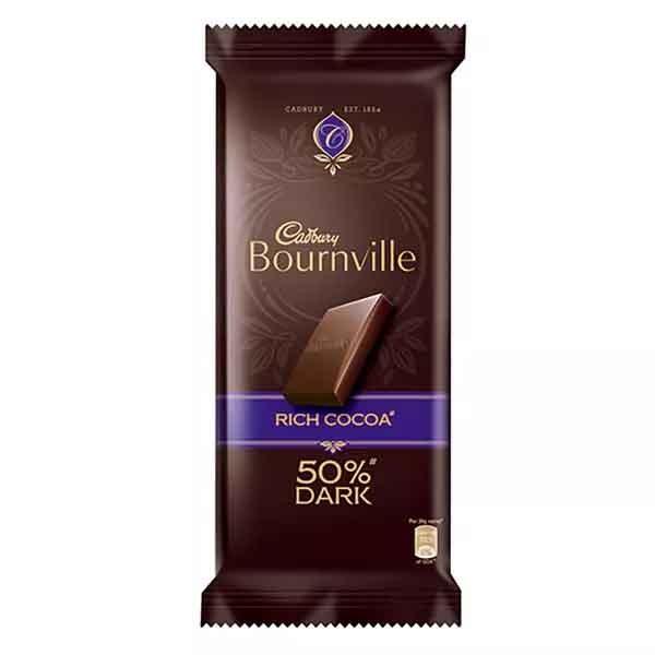 Cadbury Bournville Rich Cocoa Dark Chocolate (80 gm)