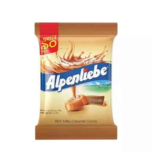 Alpenliebe Original Caramel Candy Pouch (90 pcs)