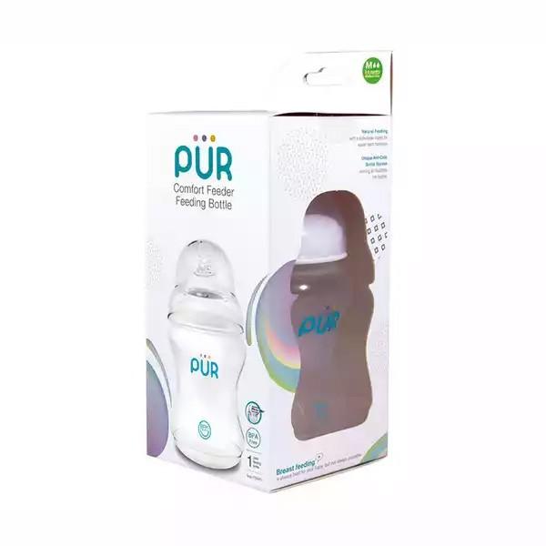 Pur Baby Comfort Feeder M (3-6 months) 250 ml (R.1302) (1pcs)