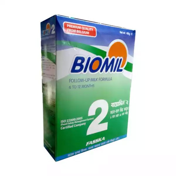 Biomil 2 Milk Powder (6-12 months) (350gm)