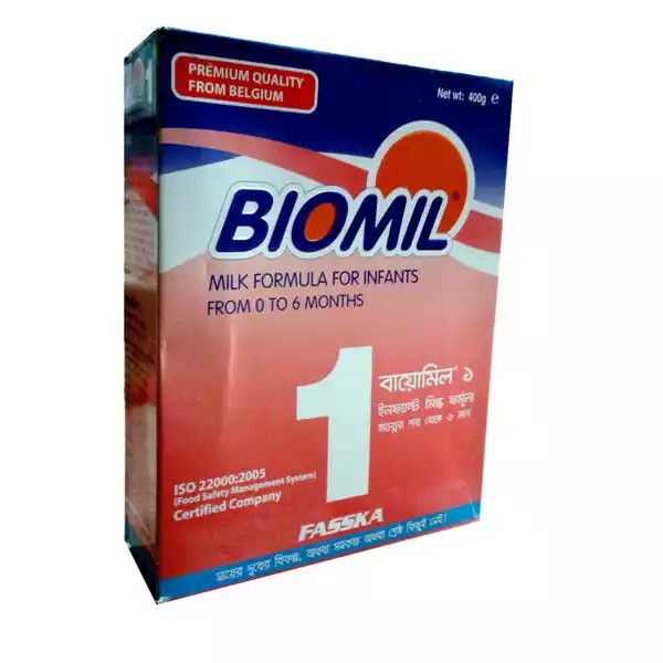 Biomil 1 Milk Powder (0-6 months) (350gm)
