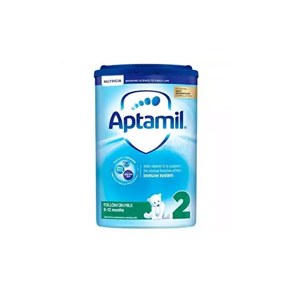 Aptamil 2 Follow On Milk (6-12 Months) (800gm)