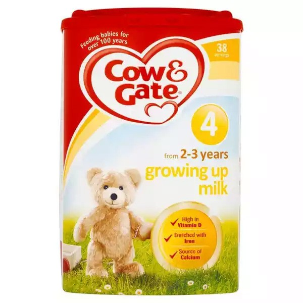 Cow & Gate Growing Up Milk 4 (From 2-3 Years) (800gm)
