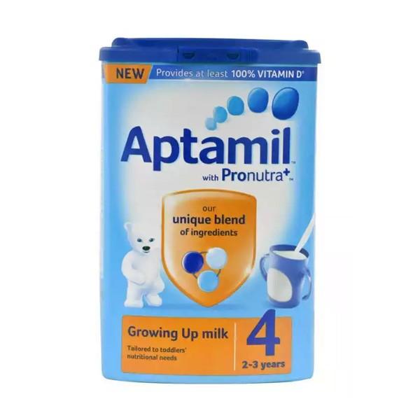 Aptamil 4 Growing Up Milk (2-3 Years) (800gm)