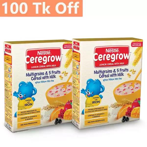 Nestle Ceregrow combo offer (1pcs)