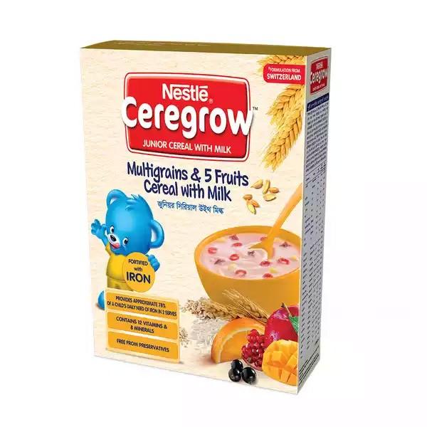 Nestle Multigrain Ceregrow (300gm)
