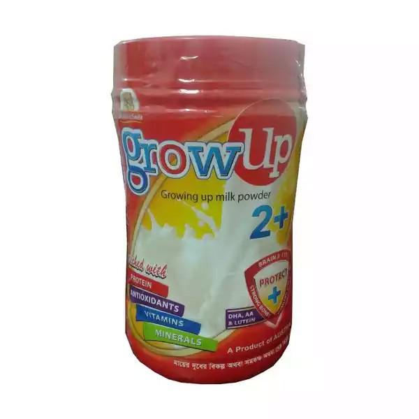 Mother's Smile Grow Up 2+ Milk Powder Jar (400gm)
