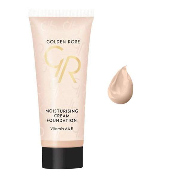 Golden Rose Moisturising Cream Foundation