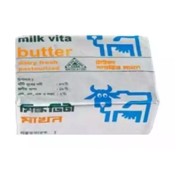 Milk Vita Butter  (200 gm )