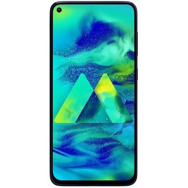 Samsung Galaxy M40 - Smartphone - 6.3 - 6GB RAM - 128GB ROM - 32MP Camera (1pcs)
