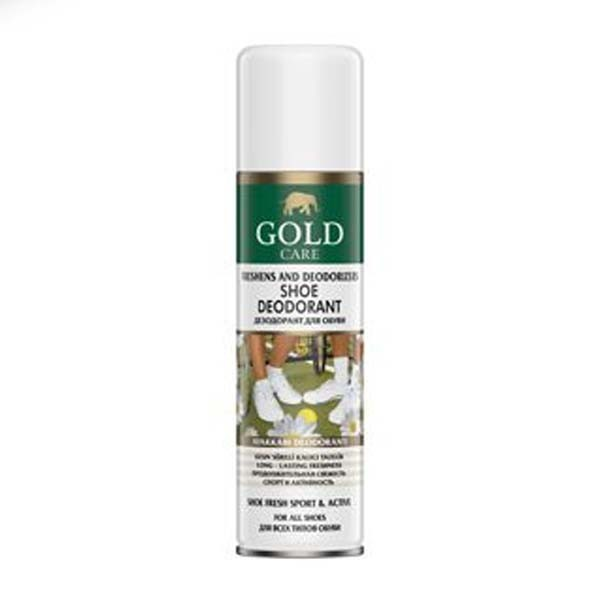 Gold Care Shoe Deodorant  (150 ml )
