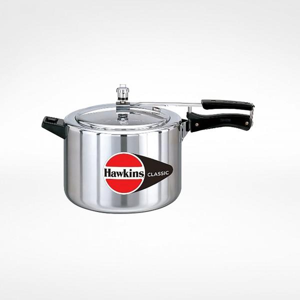 Hawkins Classic Aluminum Pressure Cooker 3 litres