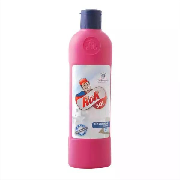 Rok Sol Tiles & Bathroom Cleaner  (500 ml)