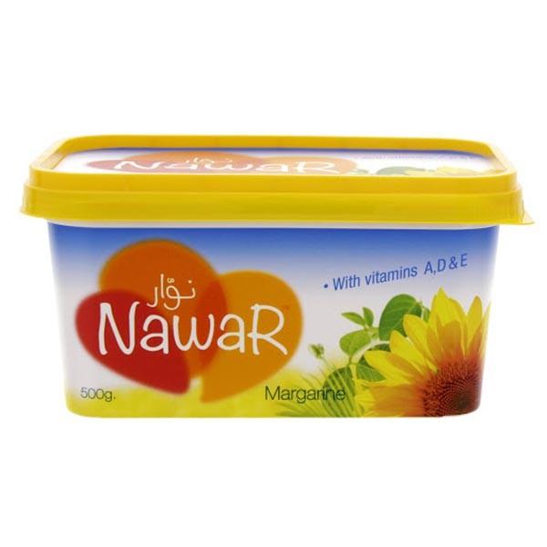 Nawar Sunflower Margarine  (500 gm)