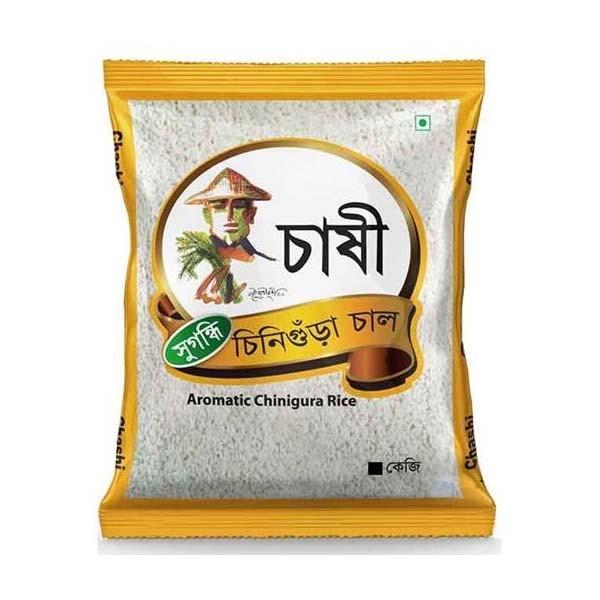 Chashi Aromatic Chinigura Rice (1 KG)