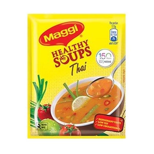 Nestlé Maggi Healthy Thai Soup ( 1 Pcs )