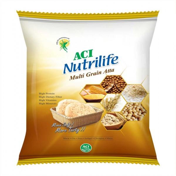 ACI Nutrilife Multigrain Atta( 1 kg)