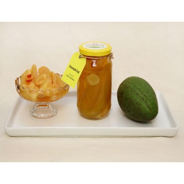 Kasmiri Mango Pickle (470 gm )