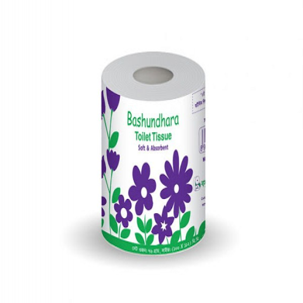 Bashundhara Toilet Tissue (Each)