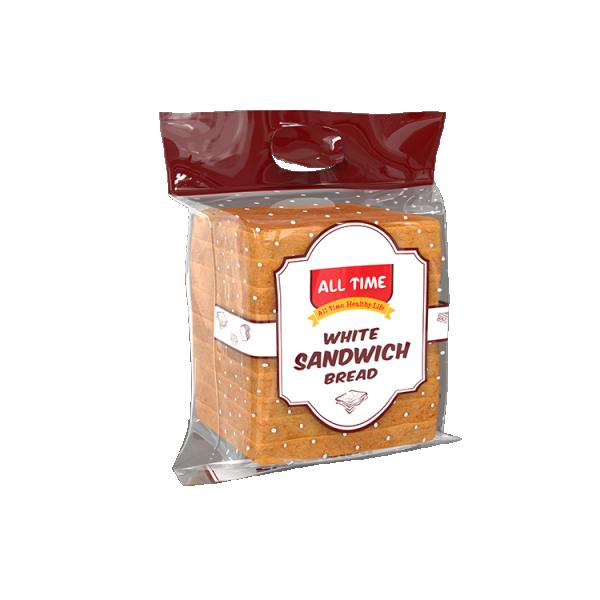 All Time Sandwich Bread (Pauruti)