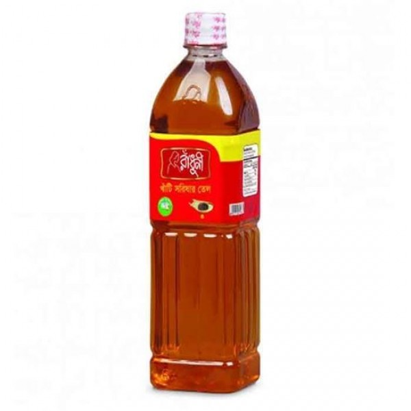 Radhuni Pure Mustard Oil 500 ml