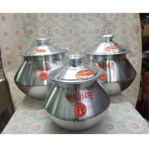 Aluminium Cookware (Vater Patil )- Each