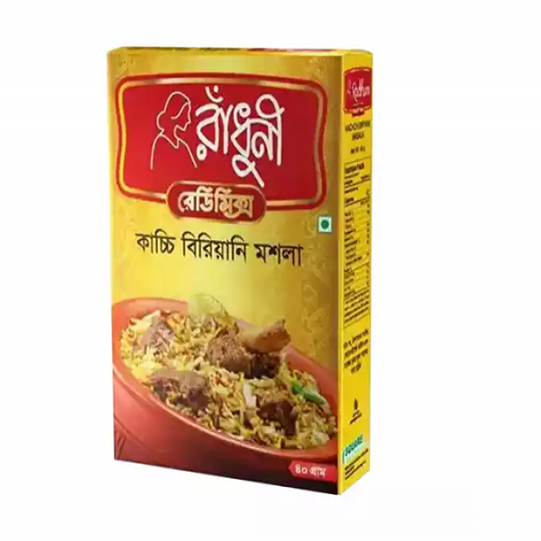 Radhuni Kachchi Biryani Masala (40 gm)