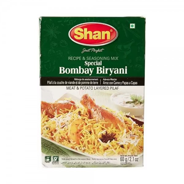 Shan Bombay Biriyani (60 gm)