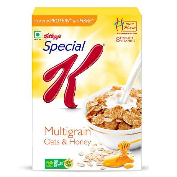 Kellogg's Special K Multigrain Oats & Honey (290 gm)