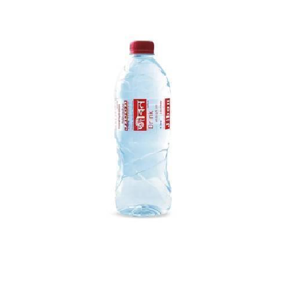 Jibon Drinking Water - 2ltr