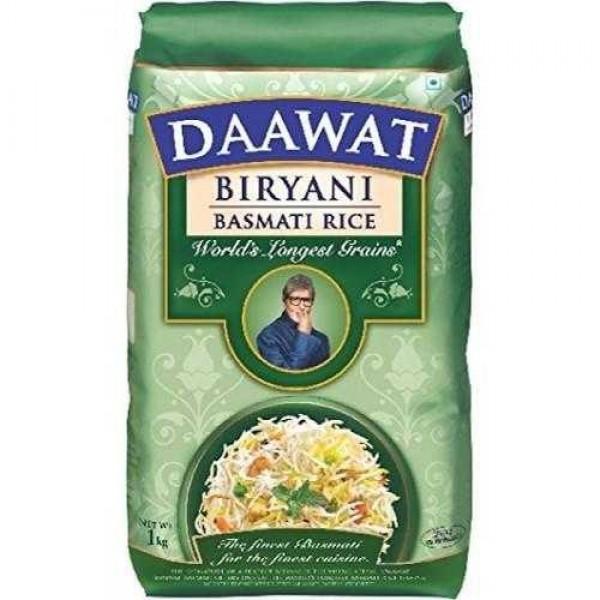 Daawat Biryani Basmati Rice (1 kg)
