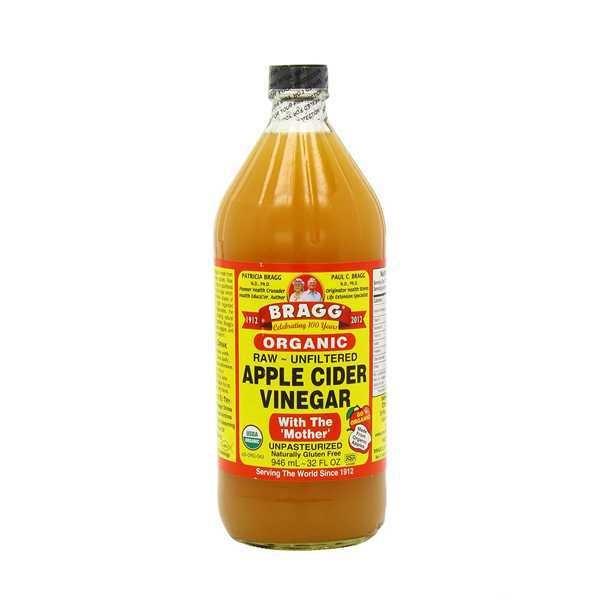 Bragg Organic Apple Cider Vinegar (946 ml)