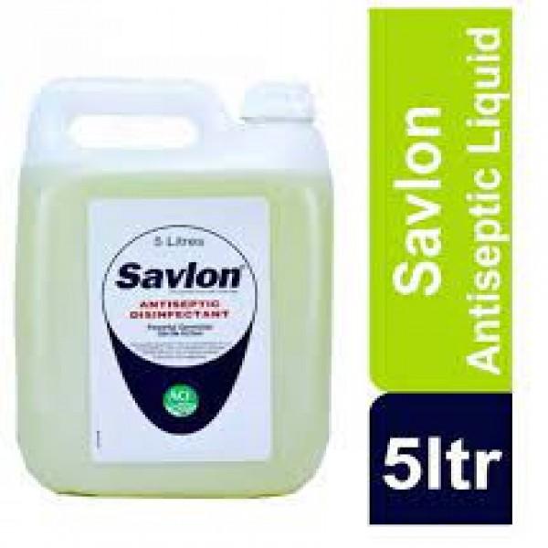ACI Savlon Antiseptic (5 ltr)