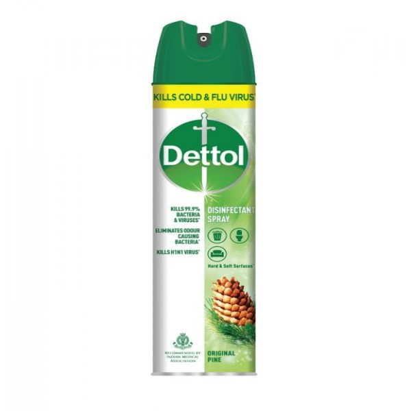 Dettol Disinfectant Surface Spray Original Pine (225 ml)